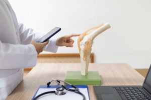 הכנה לניתוח החלפת מפרק ברך