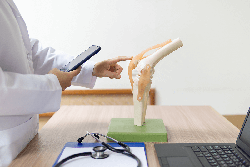 דגשים לביצוע ניתוח החלפת מפרק ברך